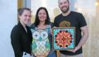 Kasia Mosaics Stained Glass Mosaic Class Denver Colorado