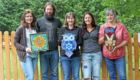Mosaic Owl Class with Kasia