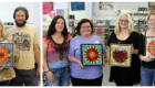 Kasia Mosaics Stained Glass Mosaics Workshop New Orleans 2015