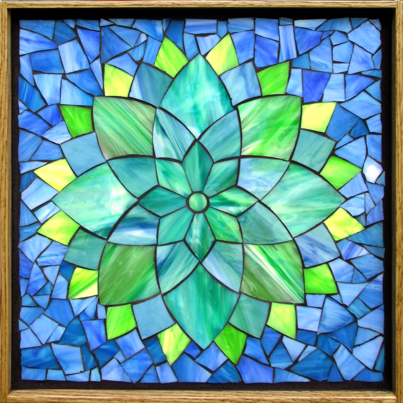 Kasia mosaics classes online class gift for Designs for mosaics templates