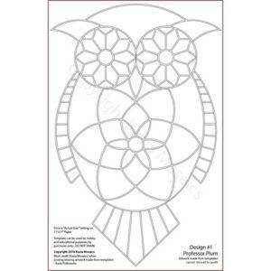 Kasia Mosaics Classes » Template Download: Complete Mandala Set (QTY 7)