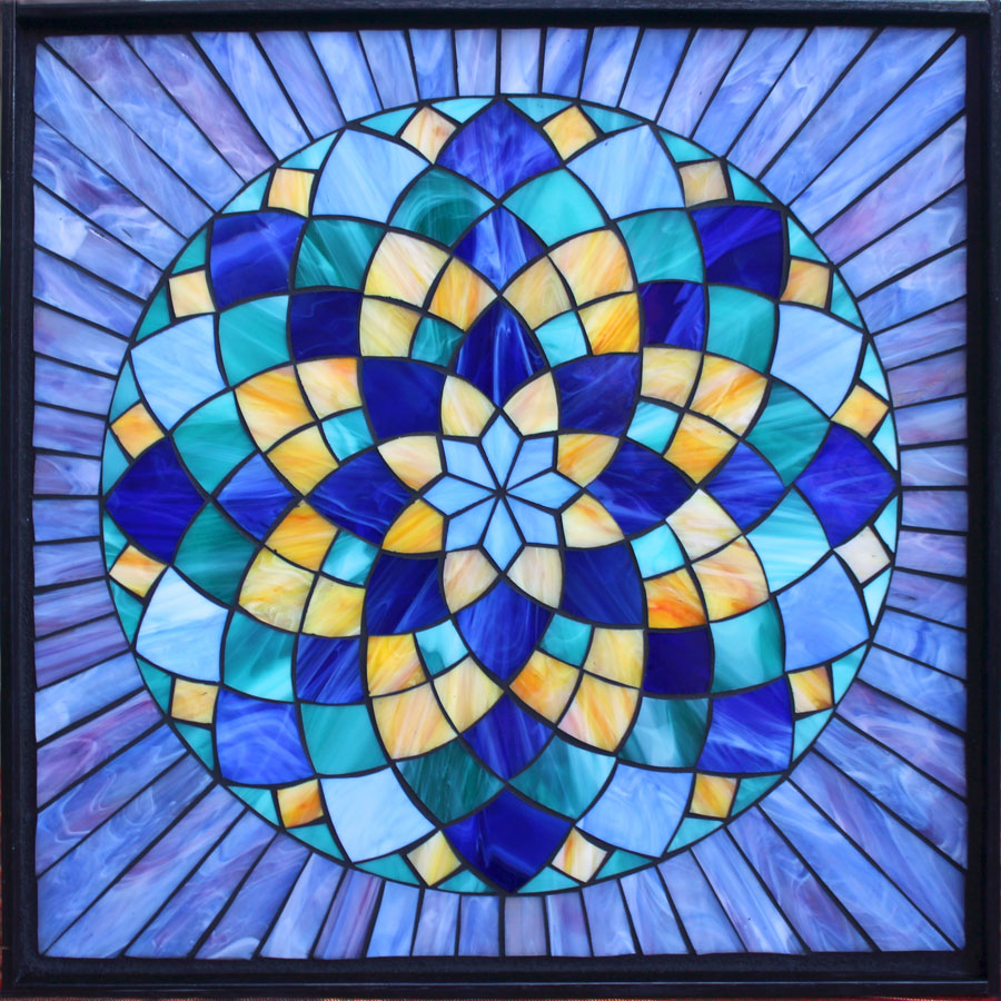 Kasia mosaics classes template download geometric pattern 4 for Mosaic patterns online