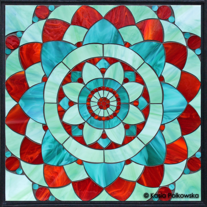 Kasia mosaics classes template download geometric pattern 3 for Designs for mosaics templates